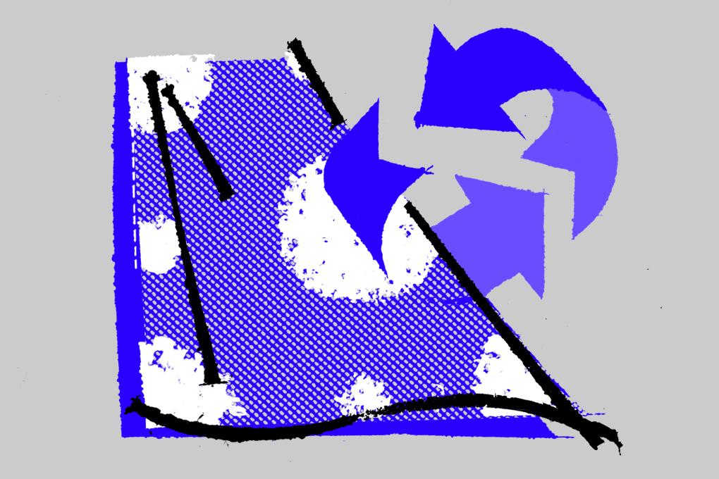 Nike Tech Hyperfuse Windrunner illustrations by Ryan Gillett for The Daily Street 03