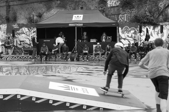 Recap adidas Skateboarding BOOST THE BAR Mile End London-12