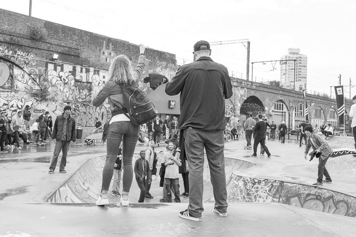 Recap adidas Skateboarding BOOST THE BAR Mile End London-14