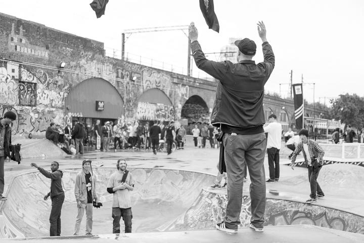 Recap adidas Skateboarding BOOST THE BAR Mile End London-15