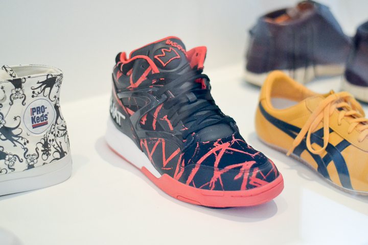 The Rise of Sneaker Culture exhibition Brooklyn Museum-21