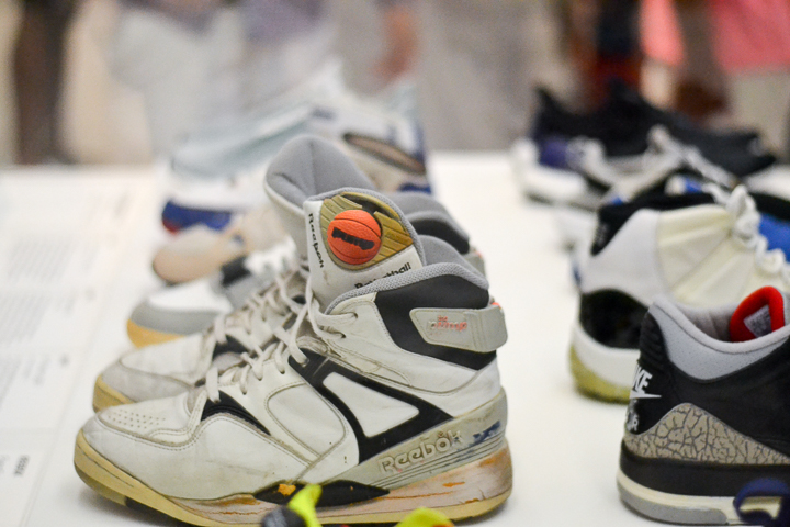 The Rise of Sneaker Culture exhibition Brooklyn Museum-5