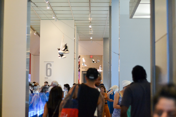 The Rise of Sneaker Culture exhibition Brooklyn Museum-6
