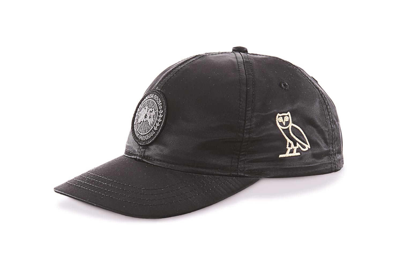 canada goose black ball cap 872751f6df5d