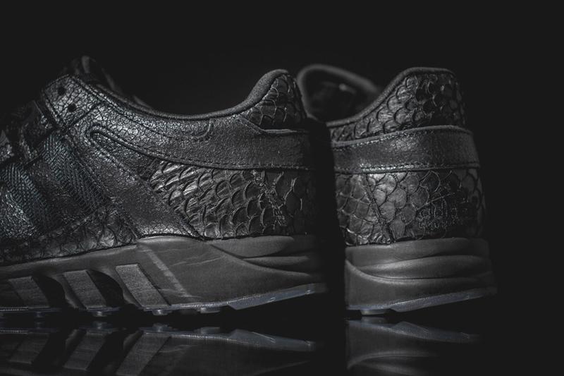 promo code 64e9c 073cf Pusha T x adidas Originals EQT Running Guidance '93 (Black)