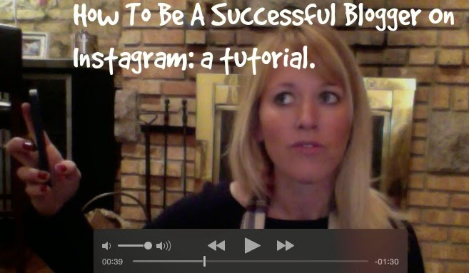 How To Be A Successful Blogger On Instagram