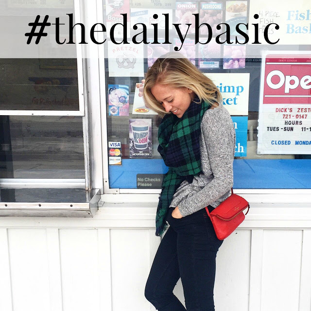 It's The Most Basic Time of the Year! #thedailybasic
