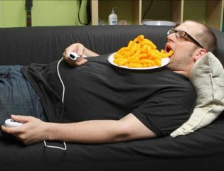 Image result for lazy guy on couch