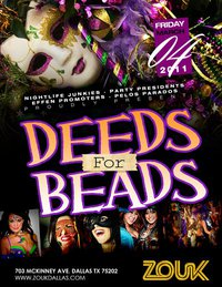 Dallas Mardi Gras Weekend Events