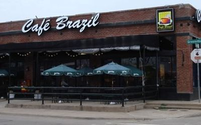 Free entree at Cafe Brazil TODAY