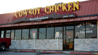 Cowboy Chicken's 30th Anniversary