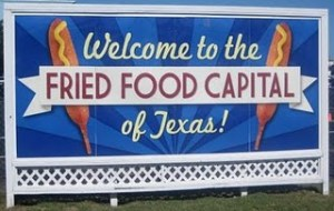 State fair of texas food