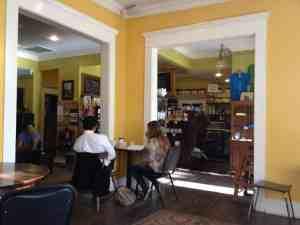 Dallas coffee shops