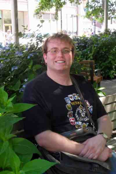 Featured Dallas Blogger: Steve Lovelace