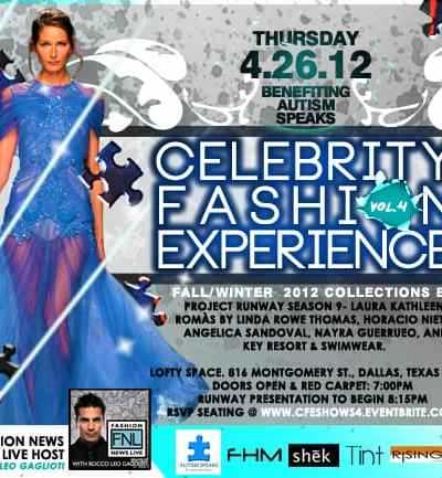 The Ultimate Fashion Experience benefiting Autism Speaks