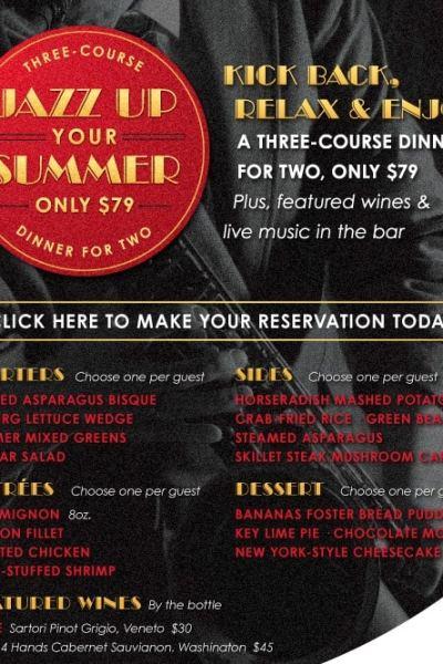 Celebrate the Summer of '79 at Sullivan's Steakhouse