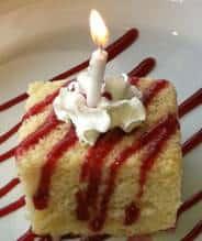 Free Tres Leches Cake at Taco Ocho on May 16th
