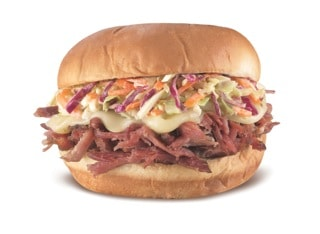 Must Try: Firehouse Subs' King's Hawaiian Pork & Slaw sandwich