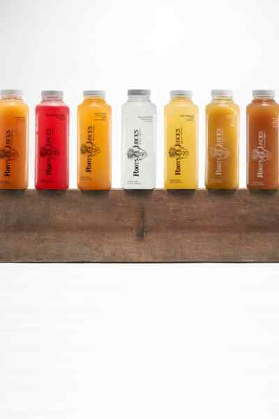 Roots Pressed Juices Delivers Straight to Your Door