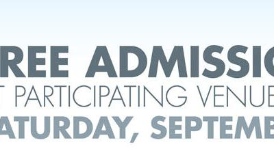 Get Free Admission to Select Museums on September 29th (@MuseumDay)
