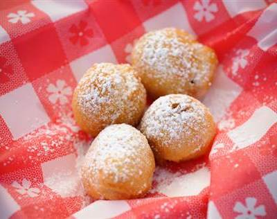 Fried Food Fridays: Deep Fried Butter Recipe