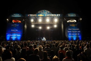 Free Concerts at the State Fair of Texas 2012