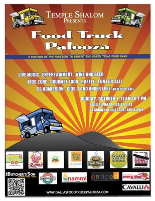 Dallas Food Truck Palooza