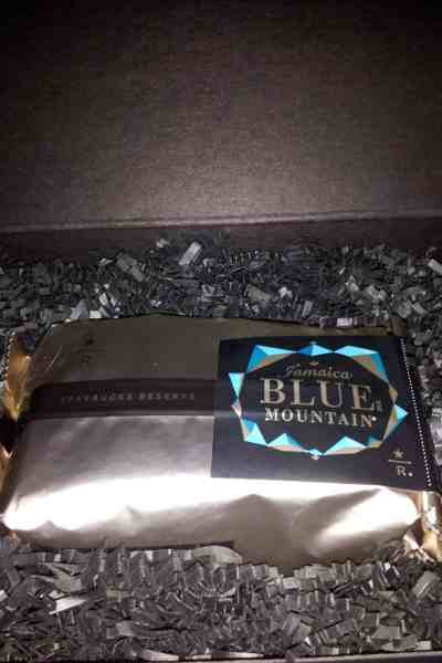 GIVEAWAY: Starbucks Reserve Jamaica Blue Mountain