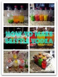 How to Make SkittIe Vodka