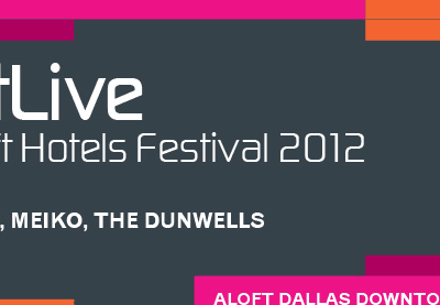 Aloft Downtown Hosts Live Music All Weekend
