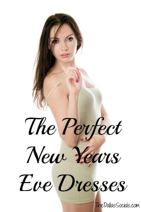 Turn Heads This Year: The Perfect Dresses for Ringing in 2013