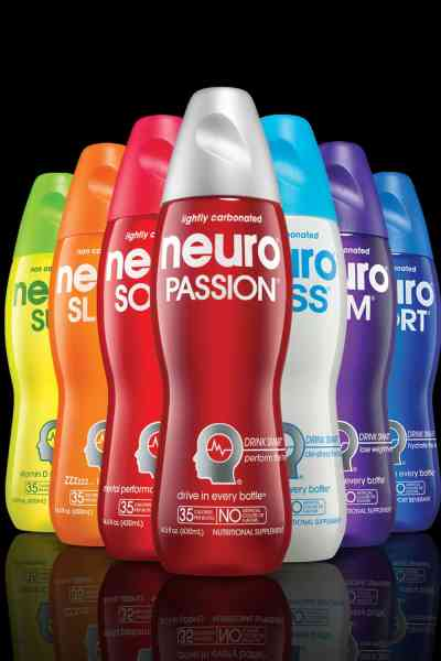 Win a 6 Month Supply of Neuro Drinks
