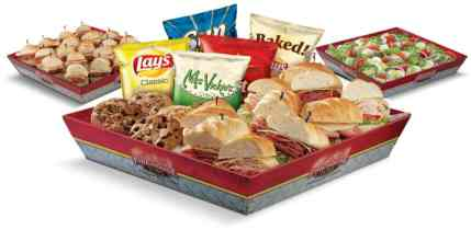Firehouse Subs Platters