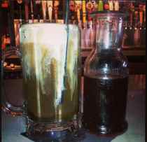 3 stacks root beer