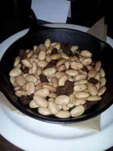 Guanciale Almonds
