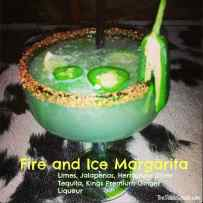 Fire and Ice Margarita