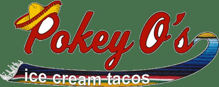 Pokey O Ice Cream Tacos