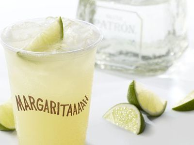 Chipotle Adds Patron Margaritas to their Menu