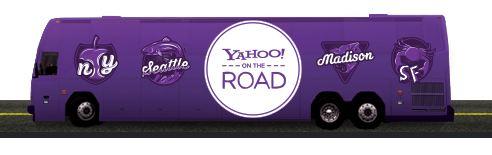Yahoo on the Road