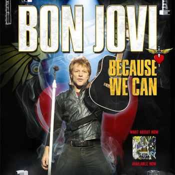 Bon Jovi Because We Can Tour