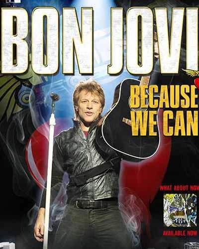 5 Reasons Bon Jovi Makes a Great Girls Night Out