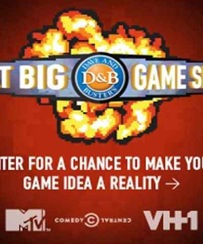Create Dave & Buster's Next Game and Win BIG!