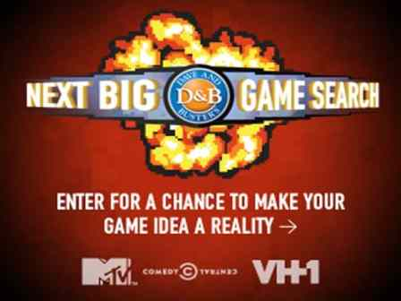 Create Dave & Buster's Next Big Game and WIN!