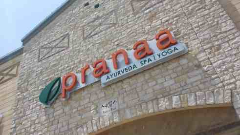 Pranaa Spa, Plano Texas