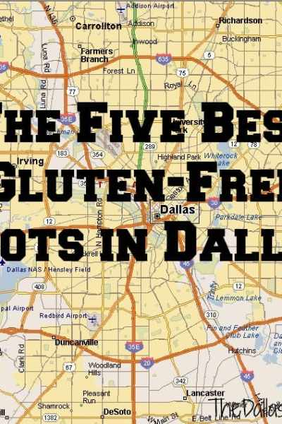 The Five Best Gluten-Free Spots in Dallas
