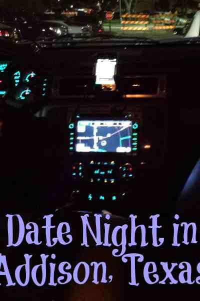 Date Night in Addison