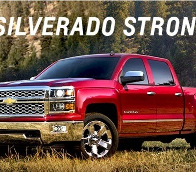 The 2014 Chevy Silverado Looks Better than Ever  #SilveradoStrong