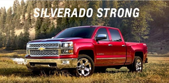 Silverado Strong