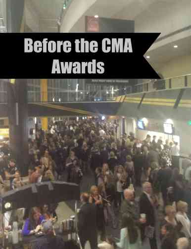 Before the CMA Awards - The Dallas Socials