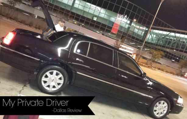 My Private Driver - Dallas Review